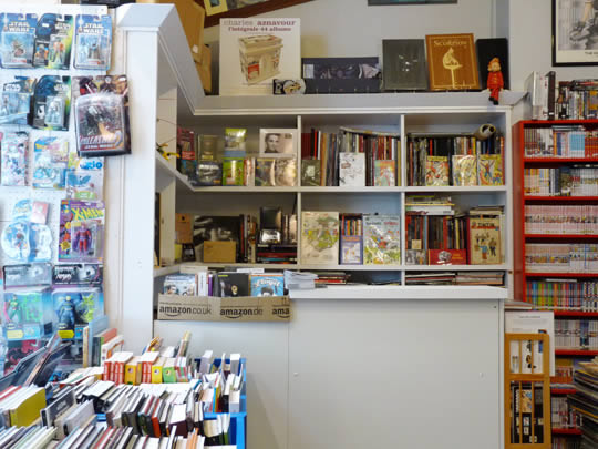 bande dessinee collection nantes